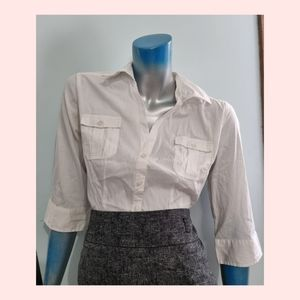NOW - 3/4 Sleeve Business Casual Shirt